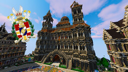 [Glaciem] - Townhall of Lucrécy Minecraft Map & Project