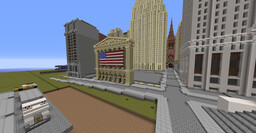 New Yorker Stock Exchange Minecraft Map & Project