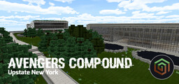 New Avengers Facility [PE - MAP] Minecraft Map & Project