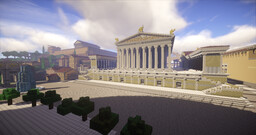 Roma Antiquae 320 A.D. Server Minecraft Server