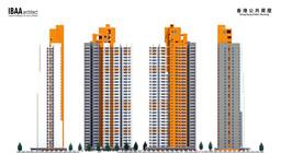 Mei Pak Court [1:1] - Hong Kong Public Housing【沙田美柏苑】 Minecraft Map & Project