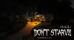 Don't Starve 1.16/1.15/1.14/1.13 Minecraft Texture Pack