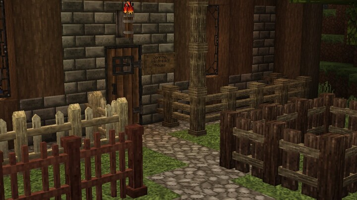 Different models for all fences
