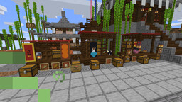 Beijing Minecraft Map & Project