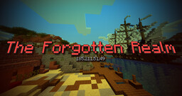 The Forgotten Realm [Towny] [Survival] [Community] Minecraft Server