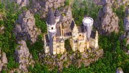 Highburn Castle Minecraft Map & Project