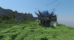 Fantasy Powerhouse Minecraft Map & Project