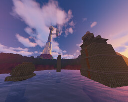 Jade's Island (Homestuck) Minecraft Map & Project