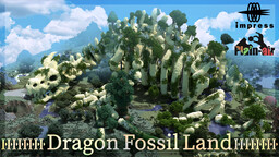 Dragon fossil land ( Producing for marketplace) Minecraft Map & Project