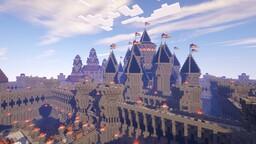 Coalstrum City Minecraft Map & Project
