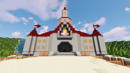 Project Aardvark — A One-to-One Recreation of Super Mario 64 in Minecraft | WIP | 1.14+ Minecraft Map & Project