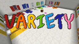 Variety: A Multi-Genre Minecraft Map Minecraft Map & Project