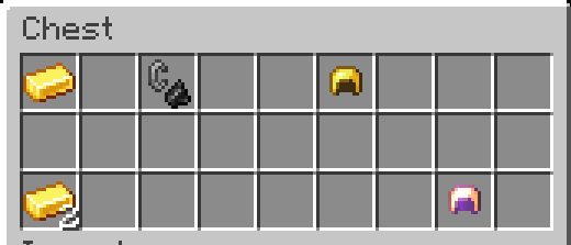 Nether loot