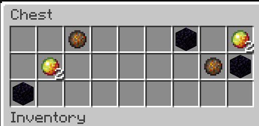 Nether loot again