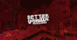 MC 1.14/1.15/1.16: BetterVanillaBuilding V2.16 (optifine required!) Minecraft Texture Pack