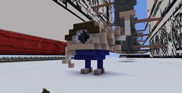 Bernie Bigear Minecraft Map & Project