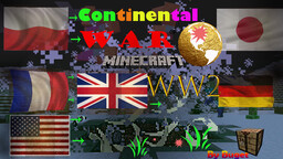 Continental War WW2 Minecraft Mod