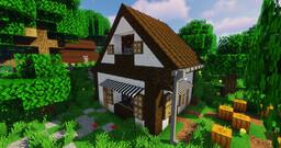 Macaw's Roofs  (1.15.2, 1.15.1 , 1.14.4, 1.12.2) Minecraft Mod