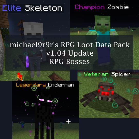 NEW Minecraft Dungeon Pack w// Skeleton Spider Zombie Mob Spawners