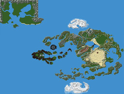 Project Avatar: Between Peace and War (Cancelled) Minecraft Map & Project