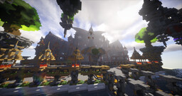 [NFC]The Magic Dragon Spawn Minecraft Map & Project