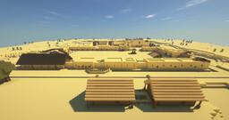 The Alamo (Mission San Antonio) Minecraft Map & Project