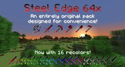 Steel Edge Minecraft Texture Pack