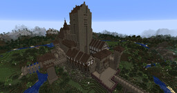 Huge Castle / Große Burg [Download Soon] Minecraft Map & Project