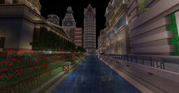 Radiant City Official Minecraft Map & Project