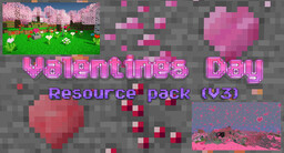 NickyB1106's Valentines Day Resource Pack Minecraft Texture Pack