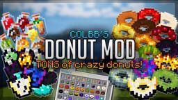 Colbb's Donut Mod 1.15.2 v1.0 Minecraft Mod