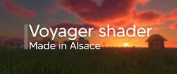 Voyager shader 1.6 Minecraft Mod