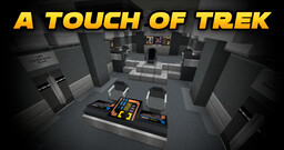 A Touch of Trek v2.8 (Star Trek Resource Pack) Minecraft Texture Pack