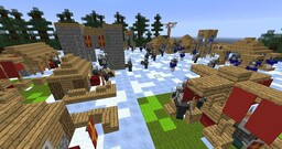 【 Age of Empires in Minecraft 】 Age Of Plunder II 【 can play with AI or player】 Minecraft Map & Project