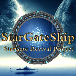 [MCHeli] StarGate Ship Contents Pack Minecraft Mod