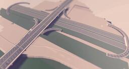 Small interchange (Under construction) Minecraft Blog