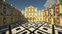 Palace Of Versailles | Château de Versailles by Carolus-Magnus & Mazarin Minecraft Map & Project