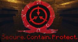 SCP: Omega - Light Containment Zone DEMO (Read desc) Minecraft Map & Project