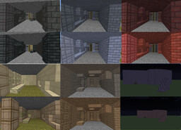 Brave and Stonehelms resource pack Minecraft Texture Pack