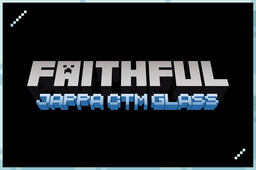 Faithful Jappa CTM Glass Minecraft Texture Pack