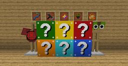 Hypixel Lucky Block SkyWars [1.8] (32x32) Minecraft Texture Pack