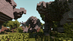 Trollshaws (Middle Earth) Minecraft Map & Project