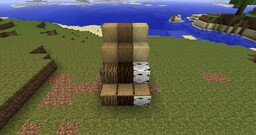 [Beta 1.7.3][Modloader][ModloaderMP] Wood Chipper Minecraft Mod