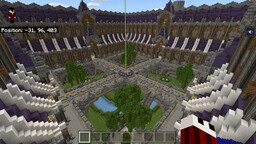 ChaosCraft Survival World (Modded World Structure Generation) Bedrock Edition Minecraft Map & Project