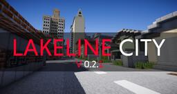 Lakeline City - Modern Midwestern City - v0.2.1 Minecraft Map & Project