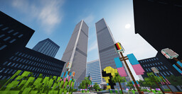 MyFunCity   Update 1.8 Minecraft Map & Project