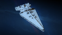 Linoph-class Patrol Cruiser Minecraft Map & Project