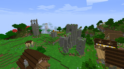 improved villages datapack Minecraft Data Pack