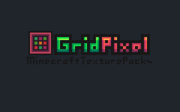 GridPixel Java Edition Minecraft Texture Pack