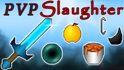 PVP Slaughter (Weapons, Armor, & GUI Overlay) Minecraft Texture Pack